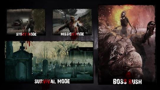 Zombie Sniper Evil Hunter MOD Unlimited Money | All Guns Unlocked 1