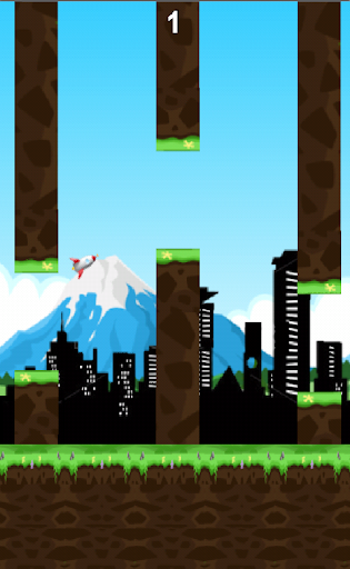 Flappy Missile- Addictive Game
