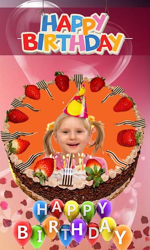 Download Name On Birthday Cake Photo Frame Google Play Softwares