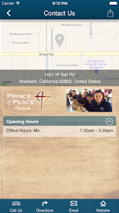 Prince of Peace Anaheim- screenshot thumbnail