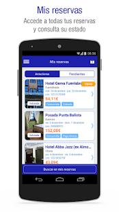Centraldereservas.com, reserva hotel y apartamento - náhled