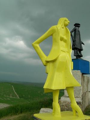 La signora in giallo di lady oscar