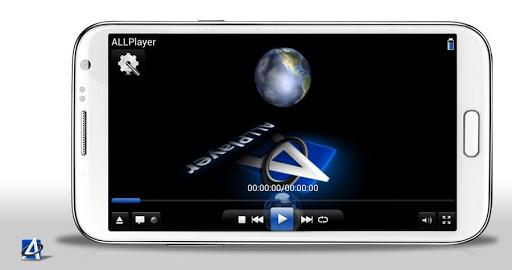 ALLPlayer Video Player 1.0.11 screenshots 1