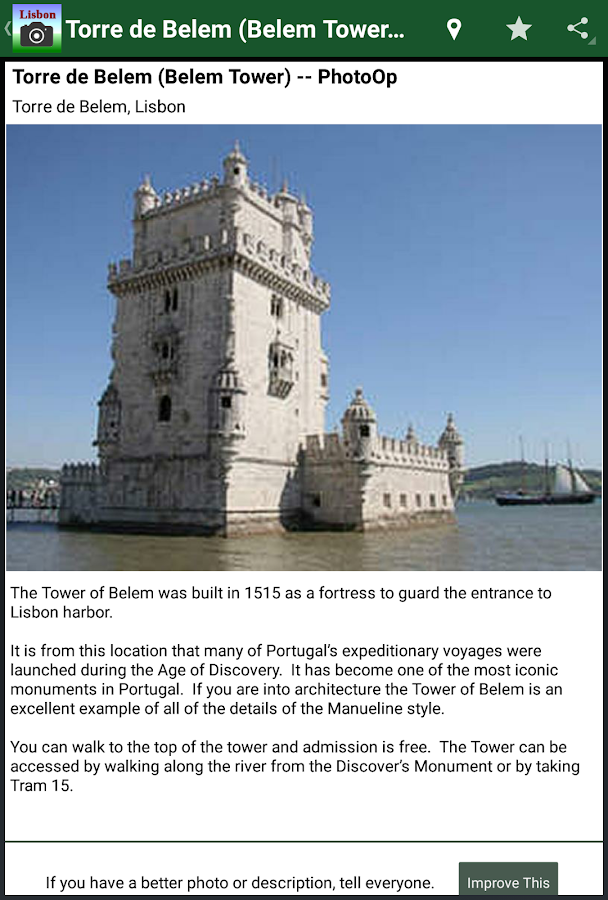 Lisbon PhotoOps -Shoot 2 Share- screenshot