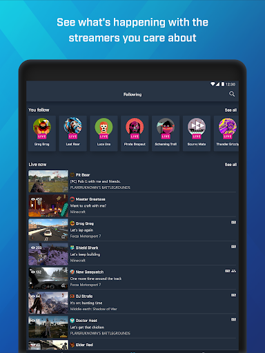 Mixer u2013 Interactive Streaming 3.1.0 screenshots 11