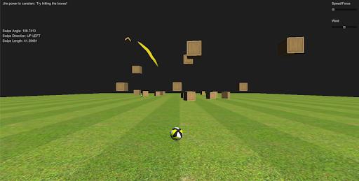 Soccer Shot Rush 3D