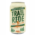 Laughing Dog Brewing Trail Ride Pale Ale