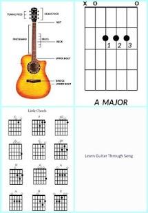 Learning Guitar Chord For Beginner Screenshot Thumbnail