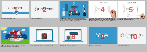 Photo: #Storyboard eComfort #ExplainerVideo  Design by: http://bossvfx.com/