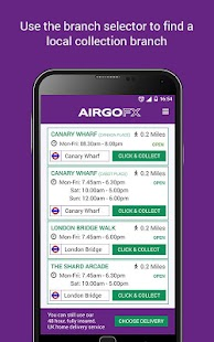 AIRGOFX - Order Currency- screenshot thumbnail