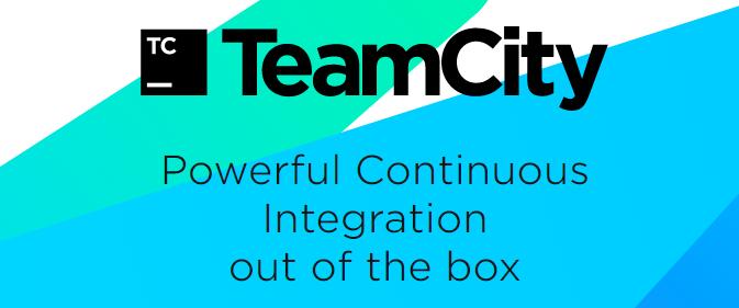 Teamcity CI/CD tool