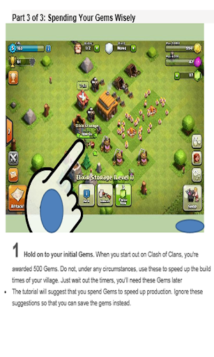 Gems For Clash of Clans COC