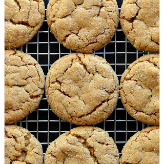 SOFT Pumpkin Ginger Cookies