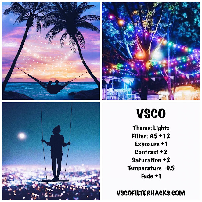 50 VSCO Filter Hacks for Travel - RIZANOIA