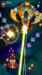 Infinity Shooting: Galaxy War 21