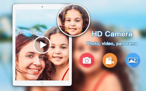 HD Camera - Best Filters Cam with Editor & Collage 2.4.2 Screenshots 6
