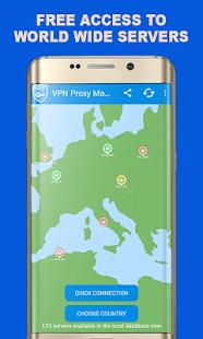 VPN Proxy Master : Super Unblock-er - náhled