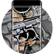 Cool Gun theme for Special Forces Beretta icon