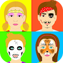 Face Painting 1-2-3