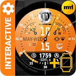 Watch Face Clockster Inter Icon