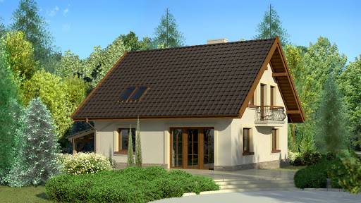 projekt Dom przy Cyprysowej 20