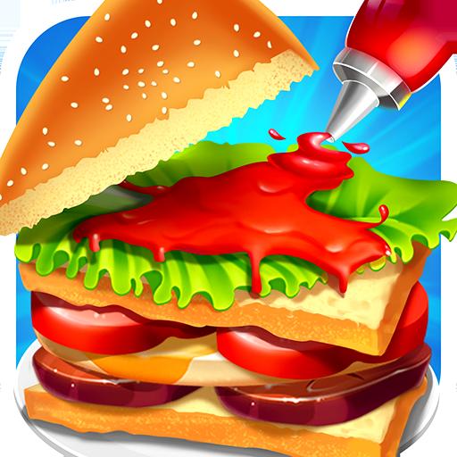 Deli Sandwich Shop - Kids Cooking Game
