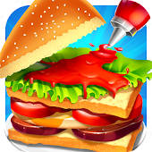 Deli Sandwich Shop - Kids Cooking Game