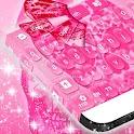 Pink Skull GO Keyboard icon