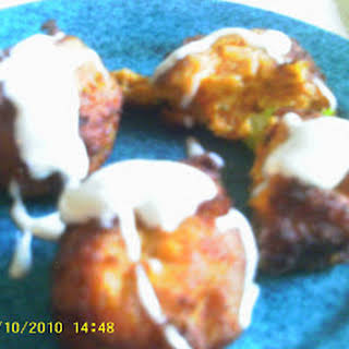 Big Game Day Party Recipes- Deep Fried Pimento Cheese and Celery Bites- #SundaySupper.