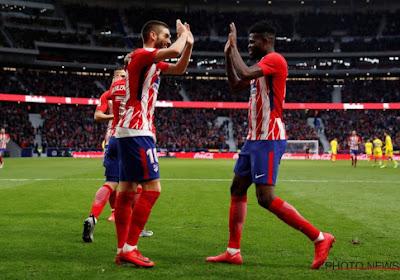 Krijgt Yannick Carrasco straks meteen een basisplaats bij Atlético Madrid?