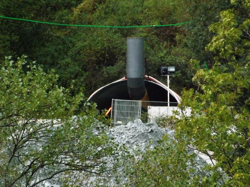 La nouvelle centrale hydroelectrique de la Romanche Gavet