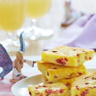 Kartoffel-Schinken-Käse Plätzchen