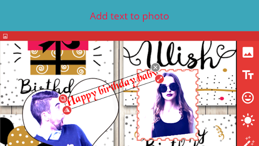 Birthday Photo Frame 2018  screenshots 4