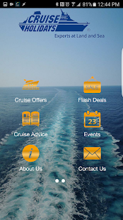Cruise Holidays- screenshot thumbnail