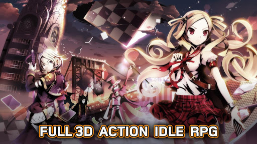 Destiny Chaser : Idle RPG  captures d'écran 1