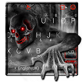 Skull Monster Keyboard Theme Android APK Download Free By Bs28patel