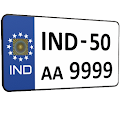 Vehicle Registration details icon