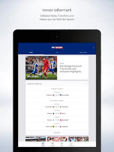 Sky Sport screenshot 7