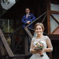 Wedding photographer Aleksey Leontev (rodsol84). Photo of 24.11.2017