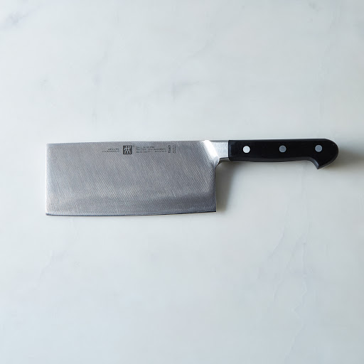"""Zwilling J.A. Henckels Pro 7"""" Chinese Chef's Knife/Vegetable Cleaver"""