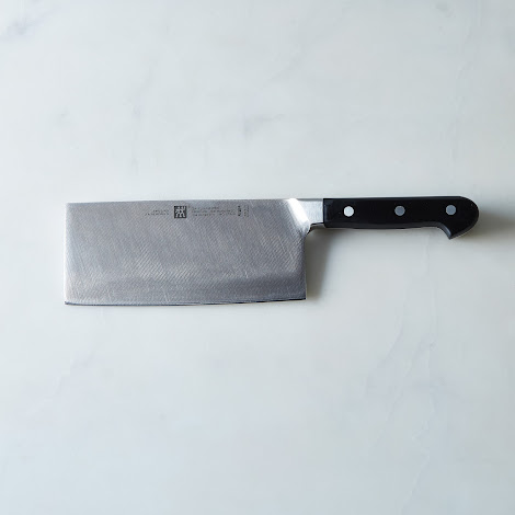 "Zwilling J.A. Heckels Pro 7"" Chinese Chef's Knife/Vegetable Cleaver"