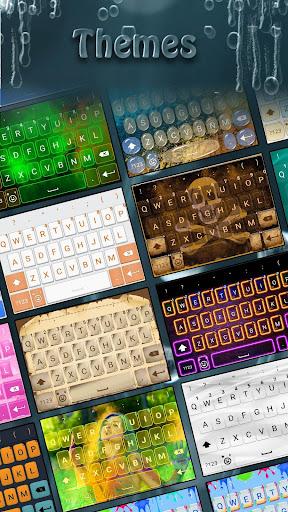 Water Drop Instakeyboard  screenshots 3