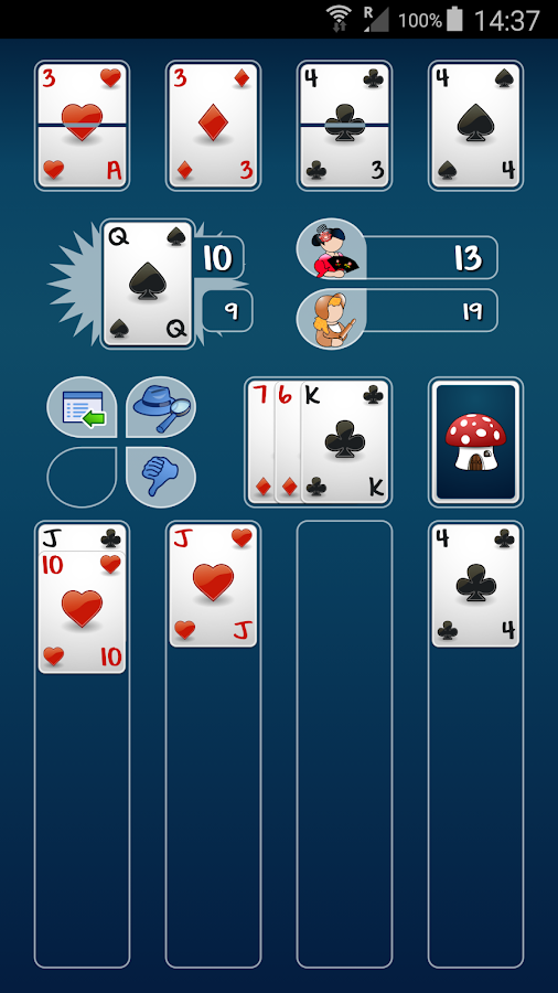 No More Solitaire- screenshot