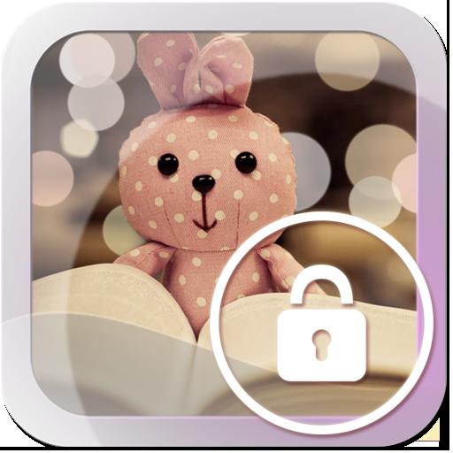 可爱 动态壁纸 锁屏 個人化 App LOGO-硬是要APP