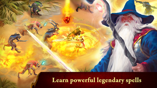Guild of Heroes MOD 1.62.4 (Free Upgrade) Apk 9