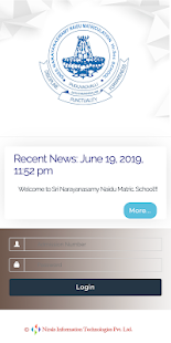 Download Sri Narayanasamy Naidu Matric School For PC Windows and Mac apk screenshot 2