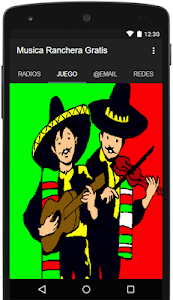 Musica Ranchera Gratis screenshot 5