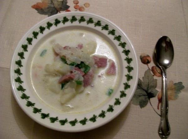 Creamy Potato Soup Recipe