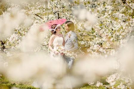 Blossom styled wedding shoot