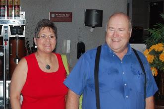 Photo: David and Kitty Grandgeorge from Guyton